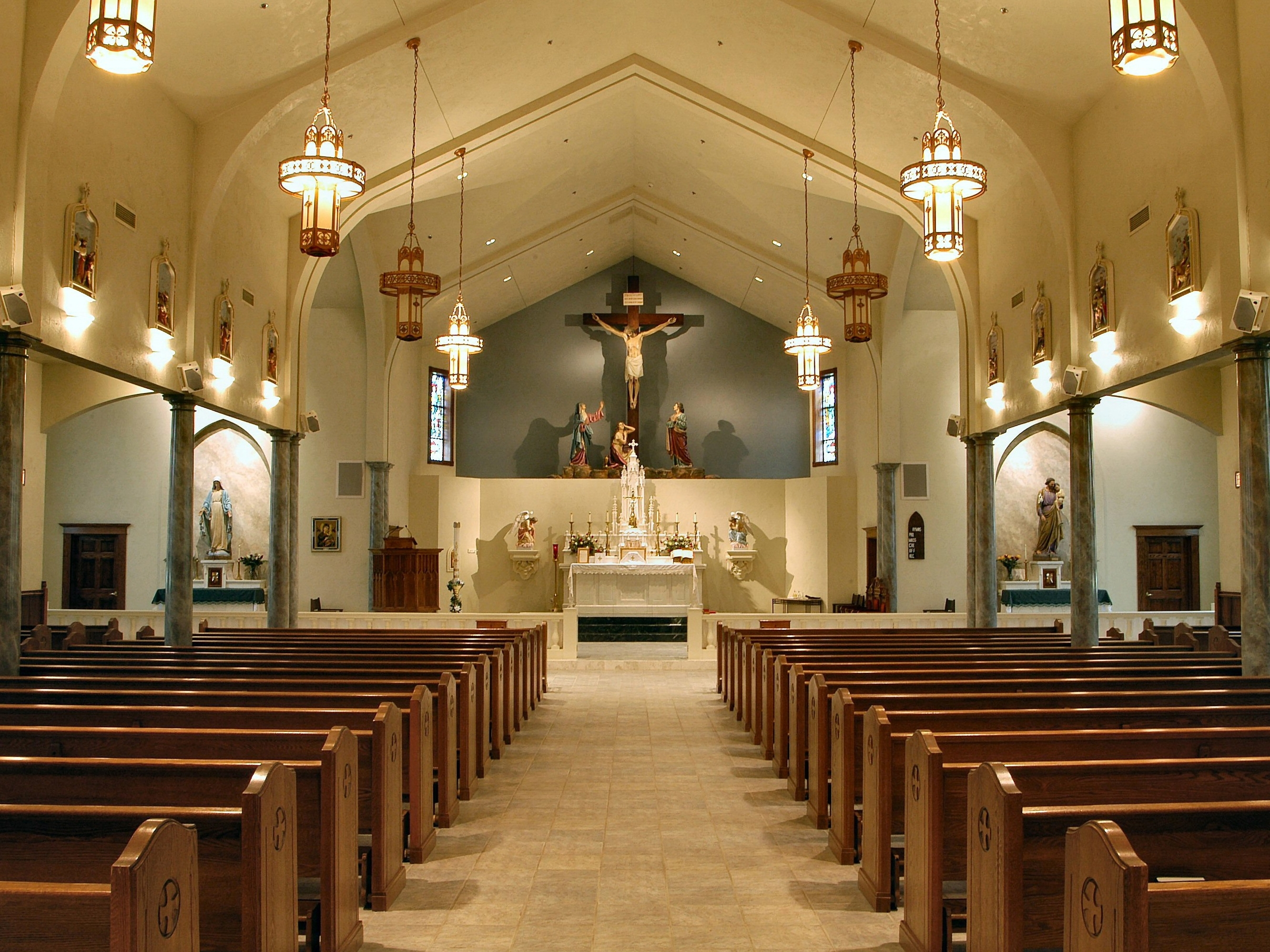 St  Thomas Becket Church & Priory - District of the USA