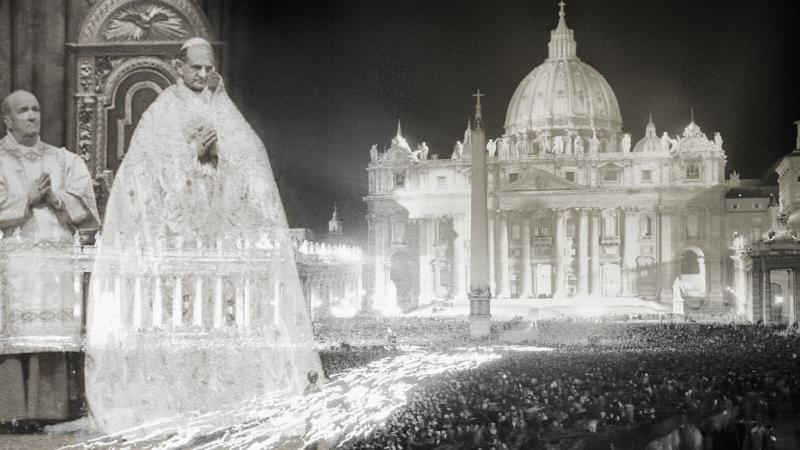 Cardinal Ottaviani Vatican II Paul VI