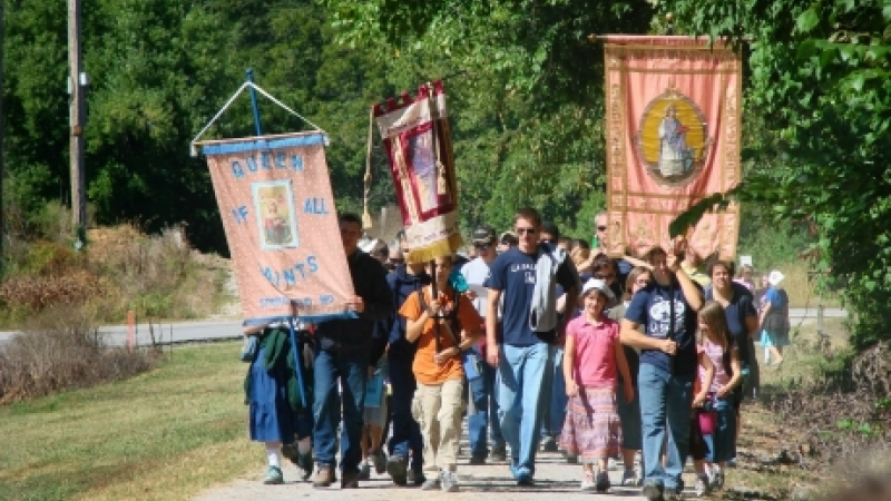 Starkenburg Pilgrimage of Tradition - District of the USA