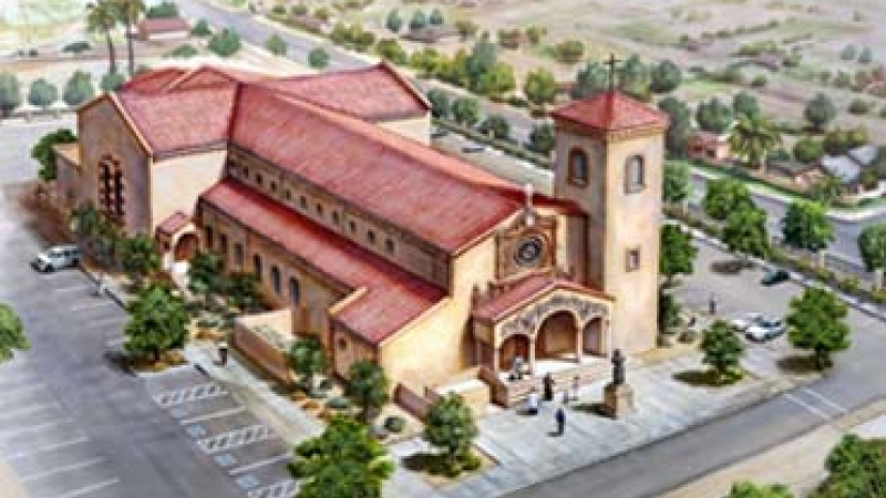 Update: Phoenix church construction - District of the USA
