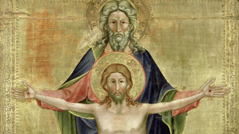 Pastor's Corner: The Feast of the Holy Trinity - Its Origin