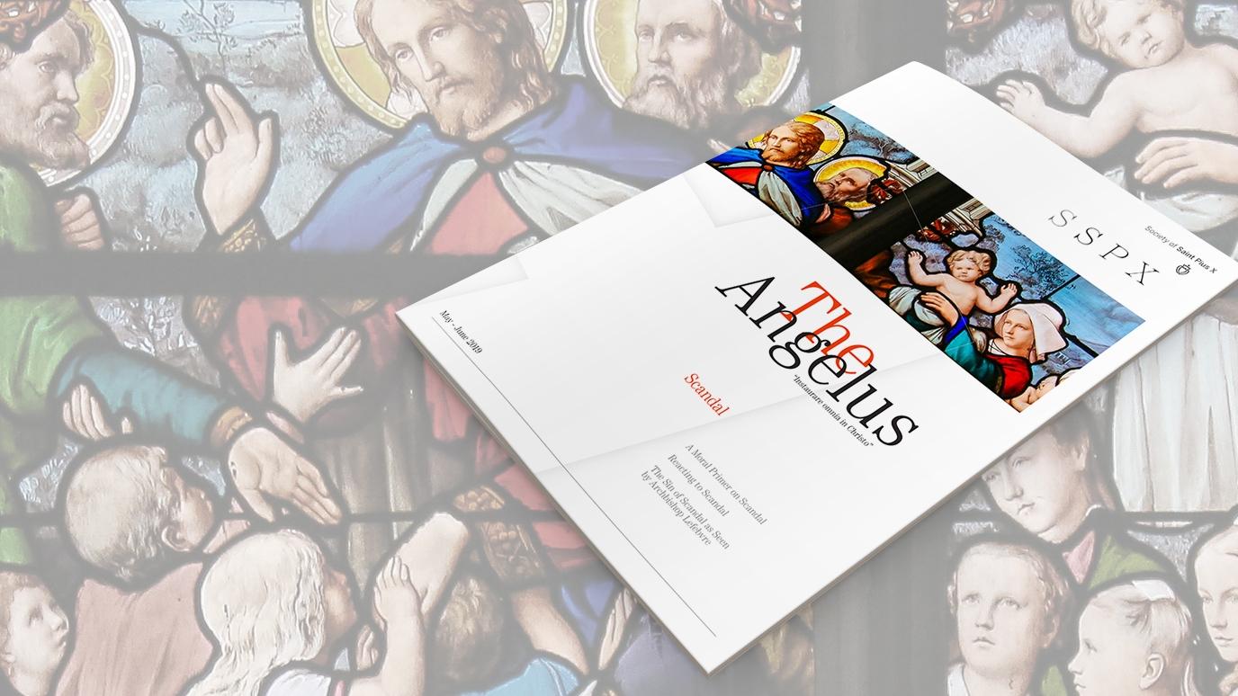 Angelus May June 2019 - HOM